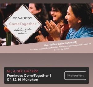 Feminess Cometogether München
