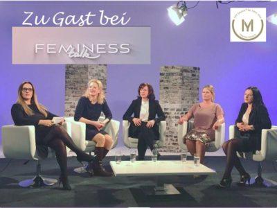 Gast bei Feminess Talk - Wege zum Erfolg